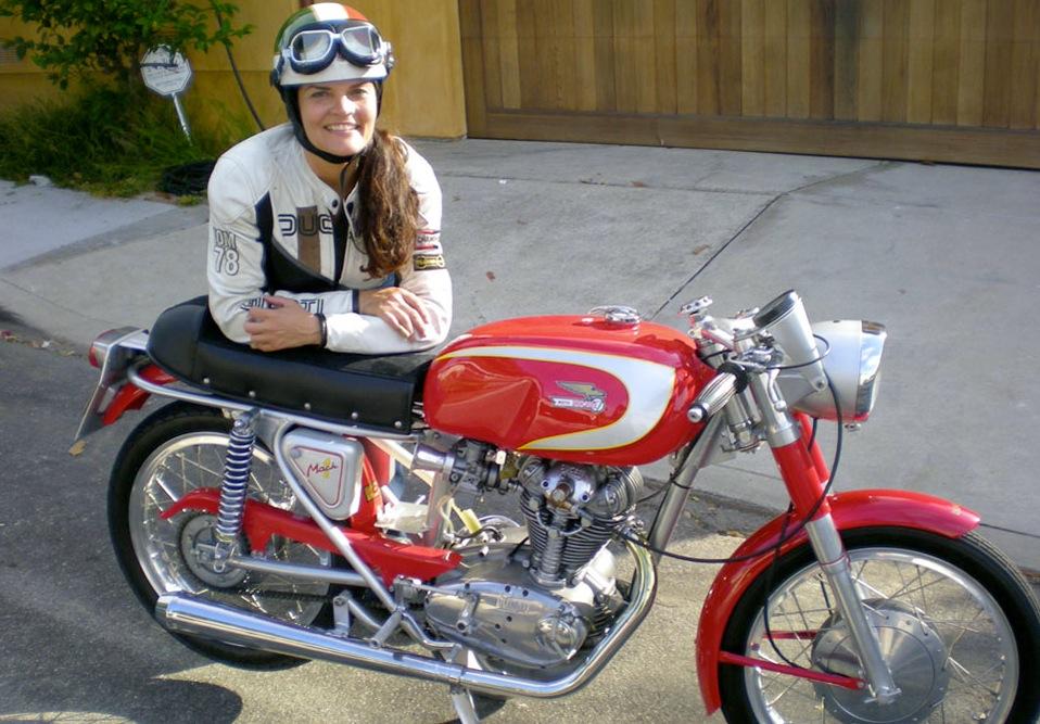 Dream Bike Ducati Mach 1