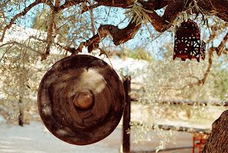 El Gong que marca el tiempo