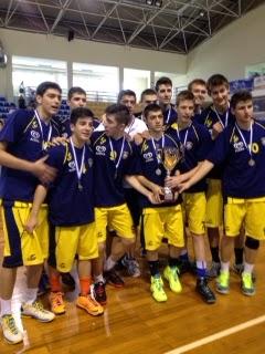 Πρωταθλητές Ελλάδας οι παίδες του Μαντουλίδη-Επικράτησαν με 60-51 στον άτυπο τελικό της Απολλωνιάδας Πάτρας