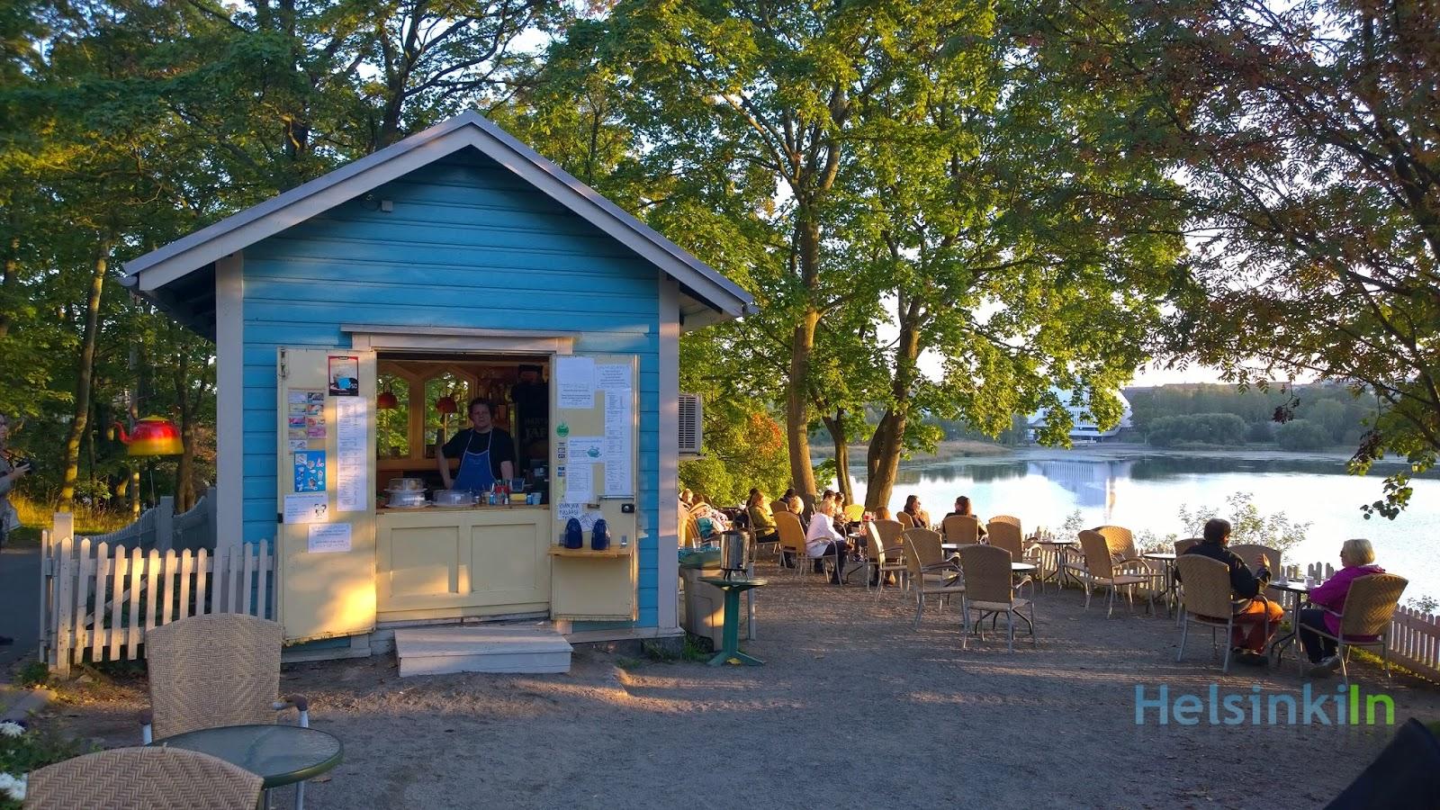 Sinisen Huvila Kahvila