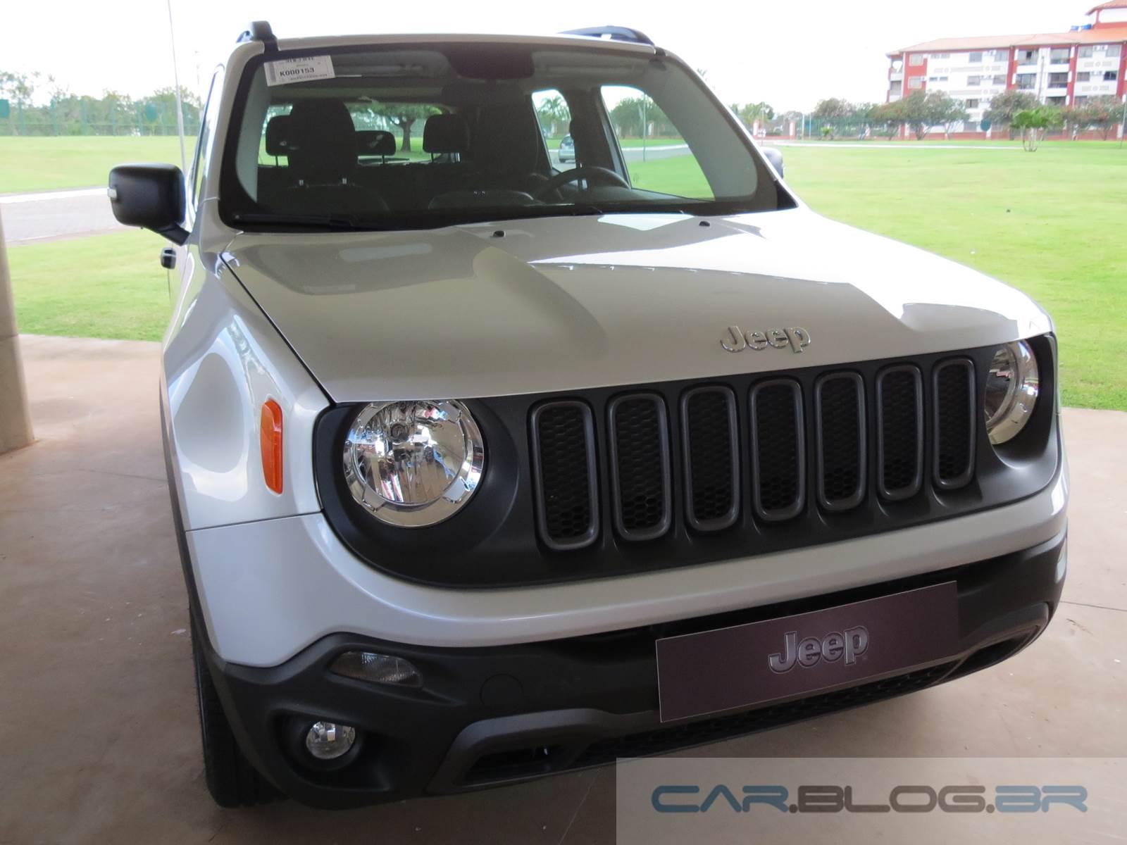 Jeep Renegade Brasil