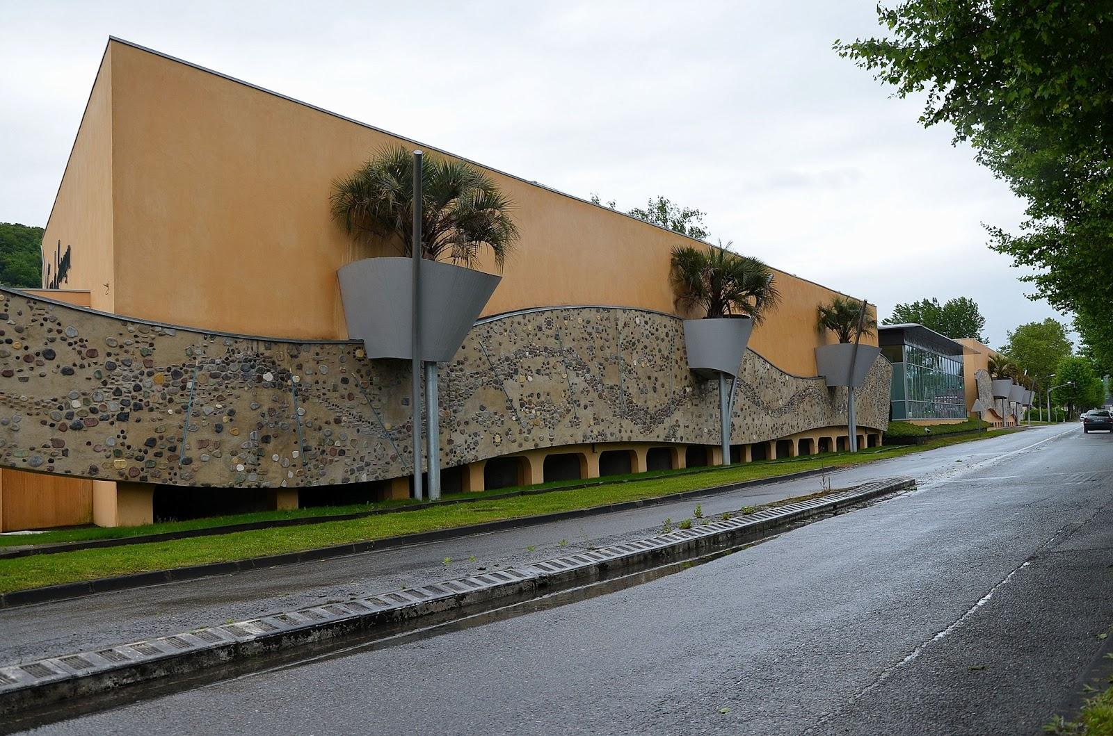 Centro de estudios borjanos im genes de juran on - Bodegas modernas ...