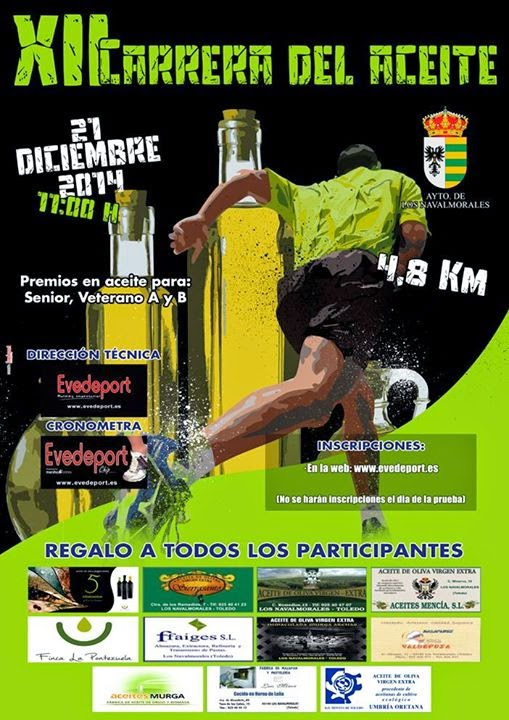 XII Carrera del Aceite de Los Navalmorales