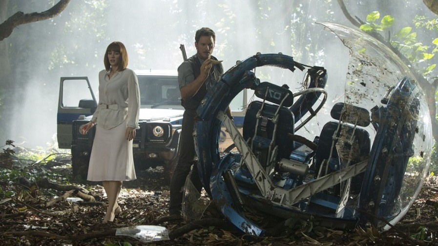 Filme Jurassic World - O Mundo dos Dinossauros Blu-Ray  Torrent