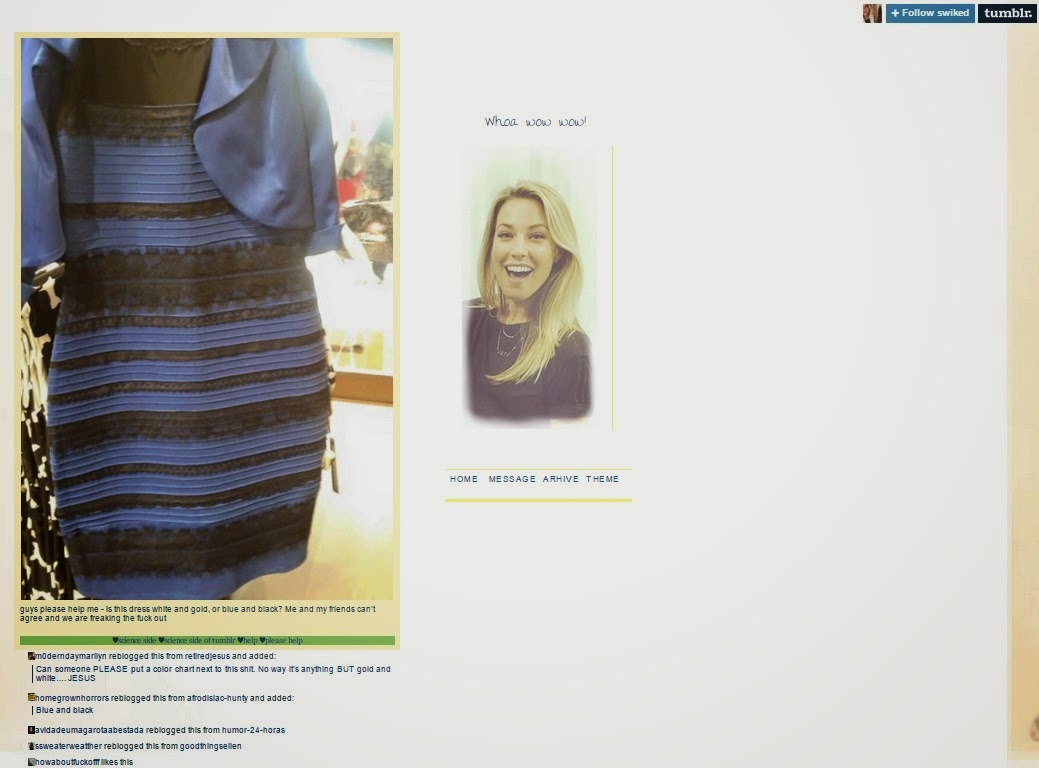Blue black dress debate - By Now You Have Probably Seen This Dress And The Debate Over Whether It Is White And Gold Or Blue And Black