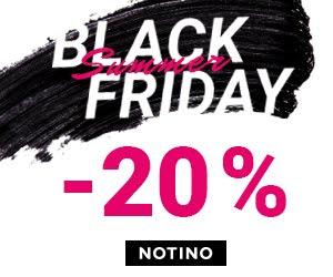 BLACK FRIDAY NOTINO