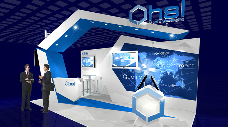 exhibition booth design ideas | Environment Design
