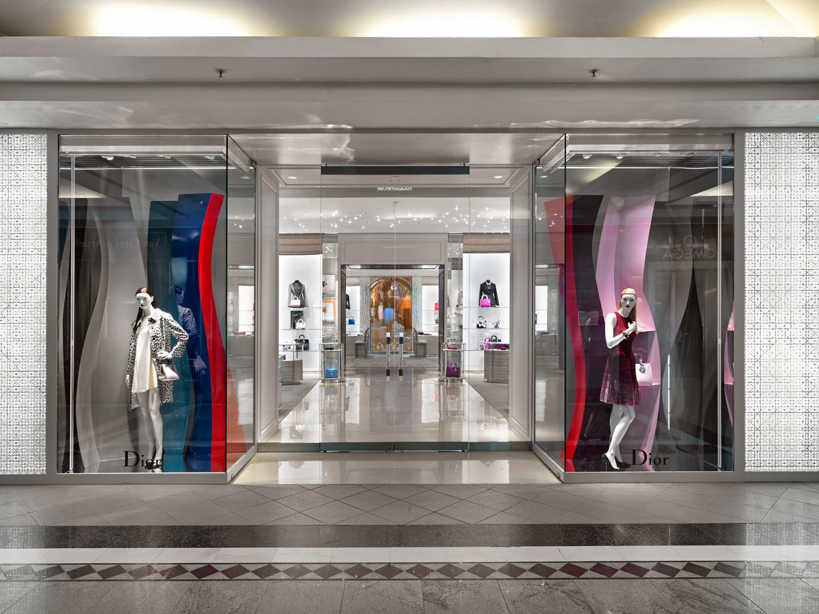 Dior's Flagship Boutique Reopening @ StarHill