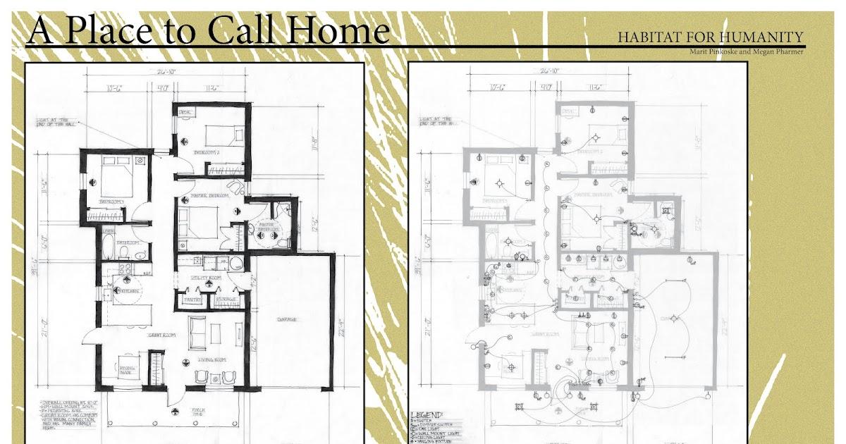 Wsu Interior Design 2014 A Place To Call Home Habitat