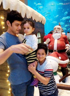Tollywood Actors With Their Children | Fathers Day Special