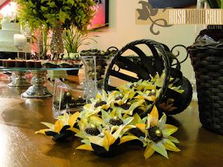 formas de doce, pote de ferro envelhecido, decoração, expo noivas