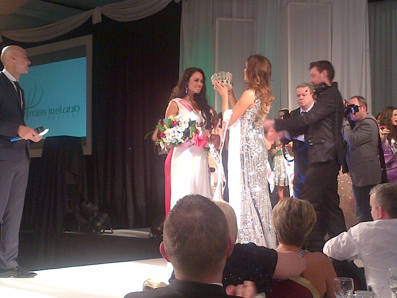 Here Is Your New Miss Ireland - Maire Hughes