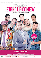 Stand-Up Comedy  Bucuresti joi 27  Octombrie