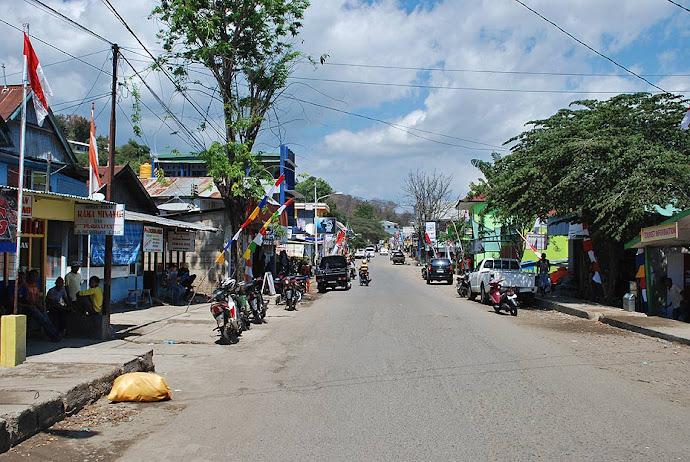 Calle de Labuanbajo