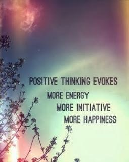 Berfikir Positif Menghasilkan Lebih Banyak Energi