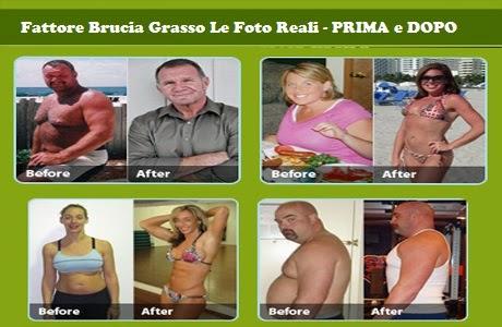 Fattore Brucia Grasso Dr Charles Testimonianze