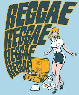 Radio Reggae, Flyer