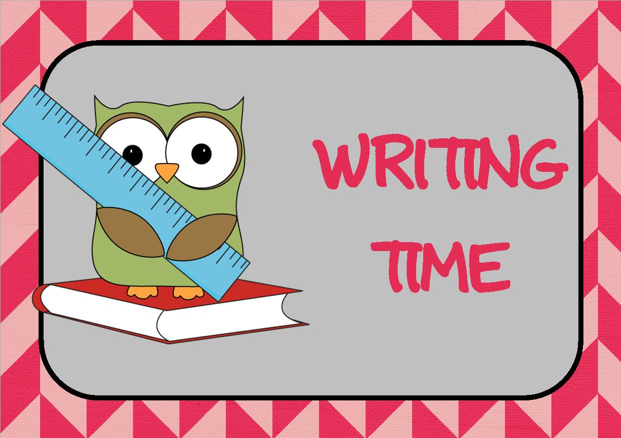 Writing Quotes For Kids Writing time: time for working