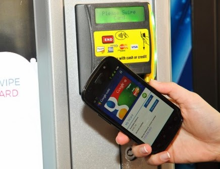 Using NFC for Payment