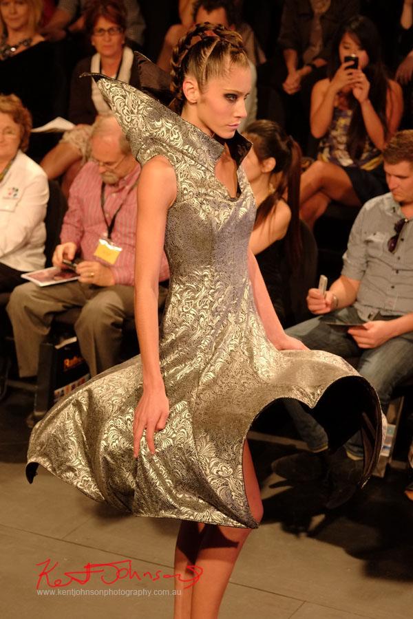 Space Age style, Raffles College 2012 Graduate Fashion Show Carriageworks, Everleigh Sydney, Fujifilm X-Pro1 XF60mmF2.4R