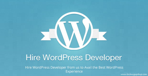 Hire Us for Your Next WordPress Website/Blog in Affordable Rate