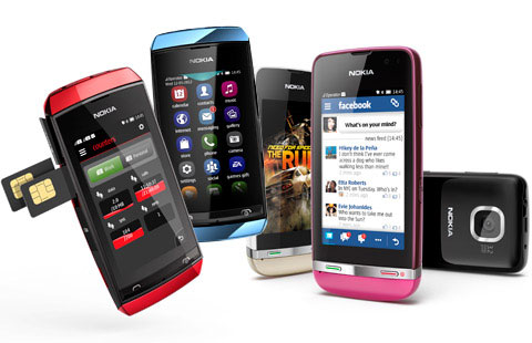 the New Nokia Phones: Nokia Asha 305, Nokia Asha 306, and Nokia Asha