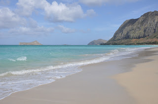 Waimanalo Beach Photo Oahu