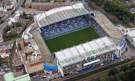 Stamford Bridge stadium-chelsea