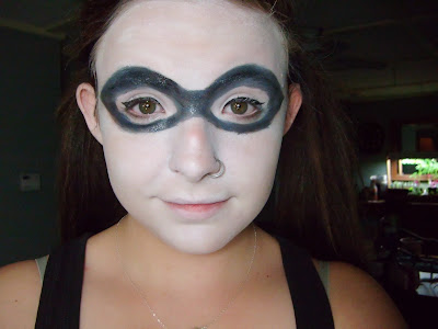 How To Make White Face Paint More Opaque