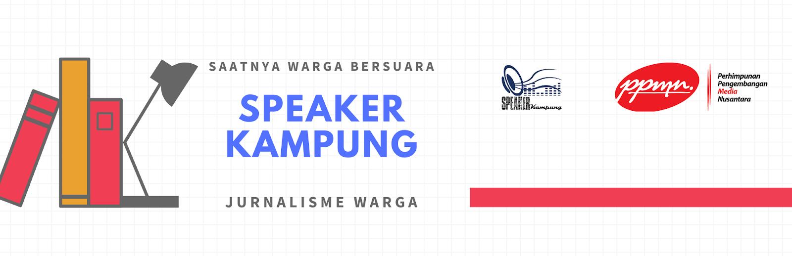Speaker Kampung