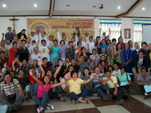 Diocese of Kalookan Celebrates BEC Week