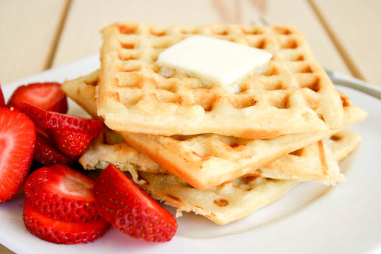Waffles of Insane Greatness.