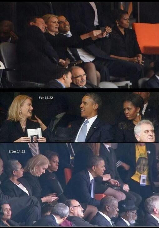 Barack obama s first speech