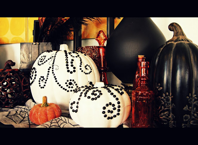 Inspiration and realisation diy fashion blog do inspire - Halloween decorations to make yourself ...