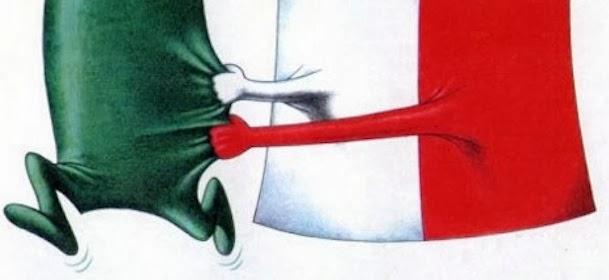 противостояние в италии