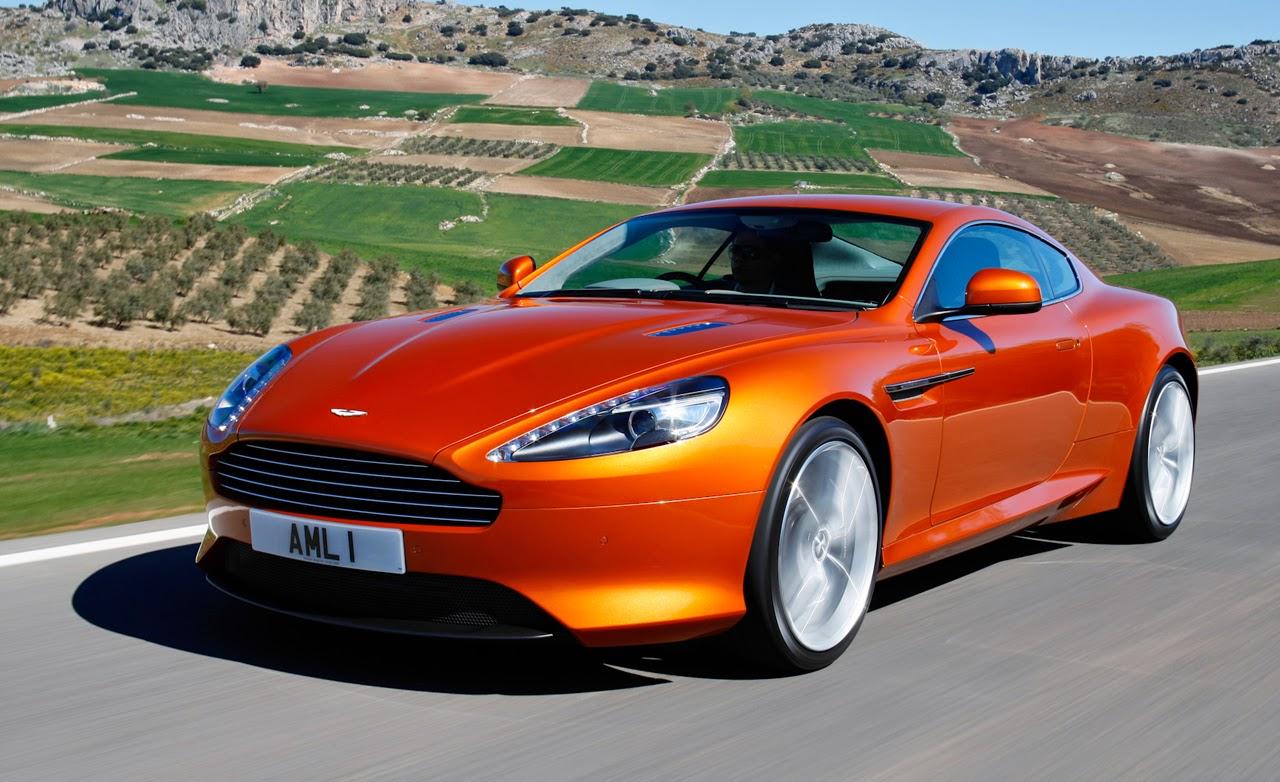 Aston Martin Virage 2014 Price