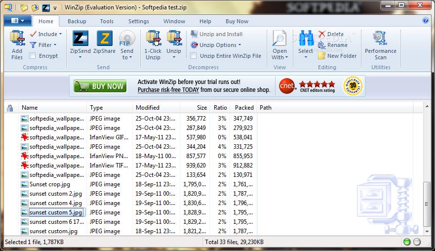 Torrent Winzip 16.5 Free Download