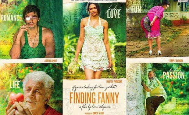 Finding fanny!!!