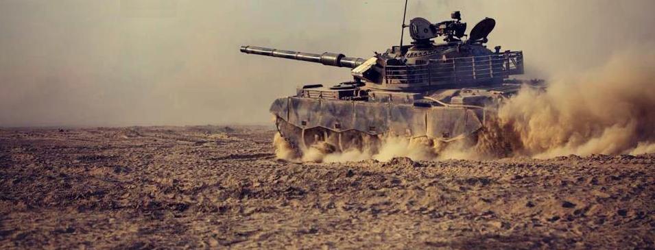 Bangladesh Army Tank Type-69II MK2G