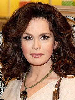 Picture of Singer/Actress Marie Osmond who suffered from postpartum depression