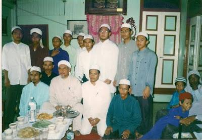 kenangan di rumah Tuan Guru Haji Abdul Hadi Awang