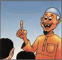 Guru dan Staf Administrasi Madrasah Diniyah Yayasan Al-Muhajirin