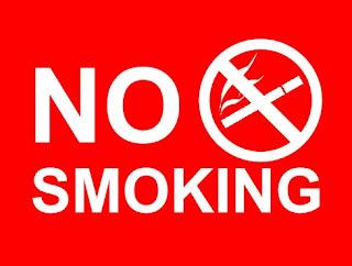 Tanda Dilarang Merokok