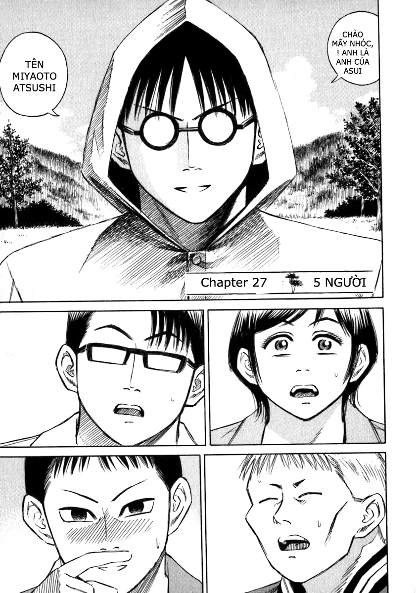 Higanjima chap 27 page 1 - IZTruyenTranh.com