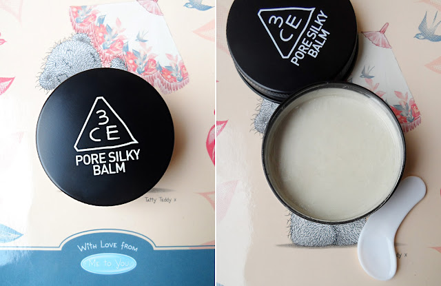 3ce makeup review blogger bb cream pore silky balm before after pictures