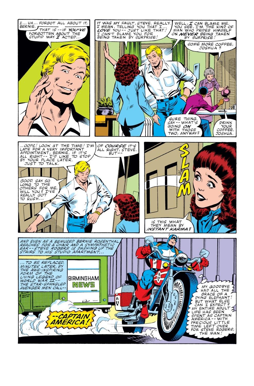 Captain America (1968) Issue #269 #185 - English 5