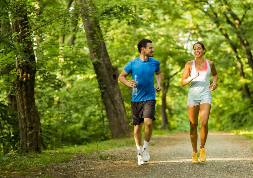 Bėgimas — malonumas