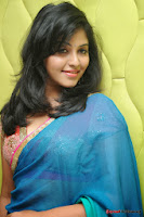 actress anjali hot saree photos at masala telugu movie audio launch+(22) Anjali Saree Photos at Masala Audio Launch