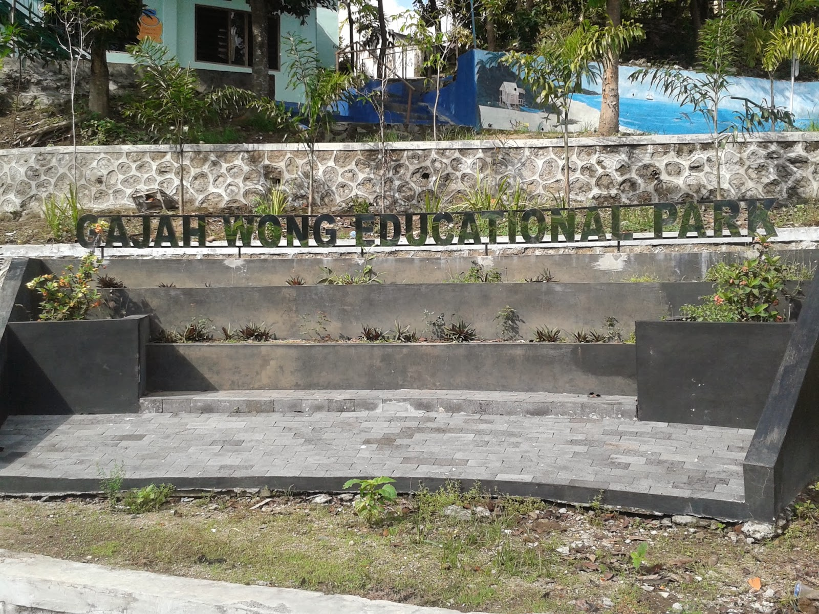 Taman Gajah Wong Educational Park