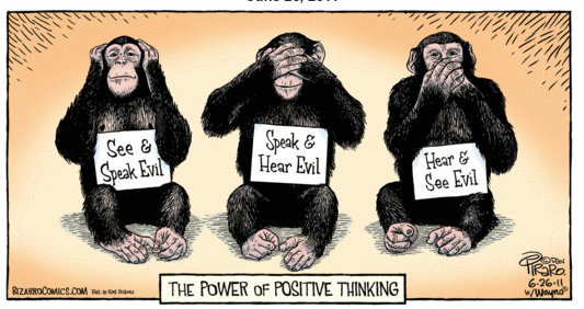 Monkey comic strip